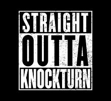 Straight Outta Knockturn by Digital Phoenix Design