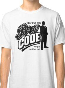 Bro Code Classic T-Shirt