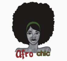 The Afro Chic by theafrochic
