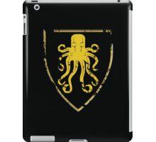 Greyjoy Classic Castle (distressed) iPad Case/Skin