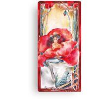 Papaver Canvas Print