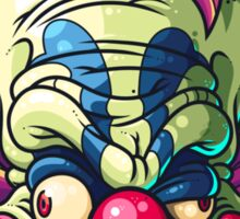 Killer Clown Sticker