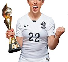 Meghan Klingenberg - World Cup by smwgracer