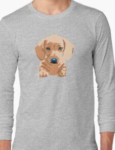 Dot Long Sleeve T-Shirt