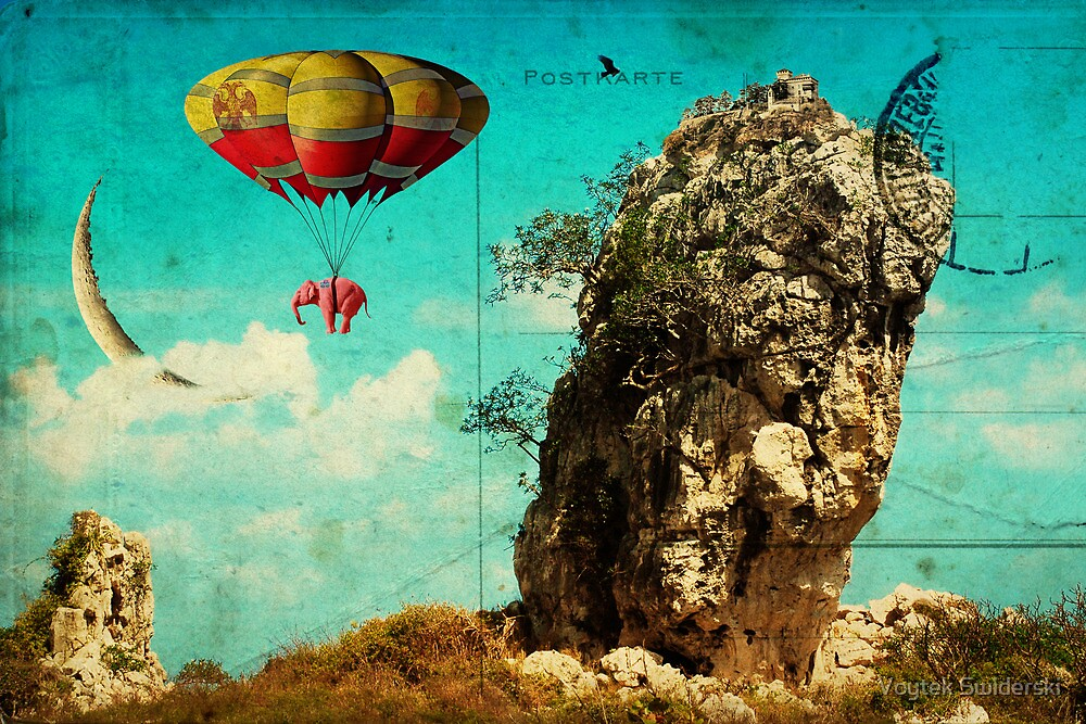i'll believe it... by Voytek Swiderski