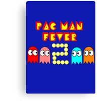 pac-Man Fever 2 the relapse t-shirt 2 Canvas Print