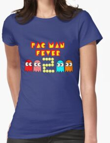 pac-Man Fever 2 the relapse t-shirt 2 Womens Fitted T-Shirt