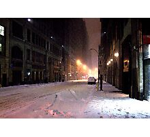 Vanishing Point Midtown Photographic Print
