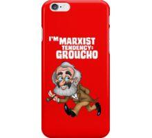 I'M Marxist Tendency Groucho  iPhone Case/Skin