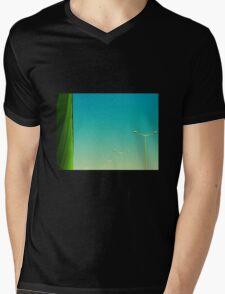 Spacefrog Mens V-Neck T-Shirt