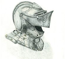 Close Helmet by Luigi Biancaniello