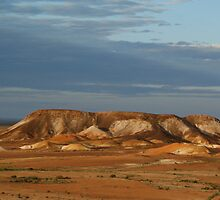 Colours of the Outback by wilderness