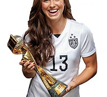 Alex Morgan - World Cup by smwgracer