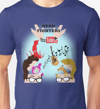 Nerd Fighters P4A! Unisex T-Shirt