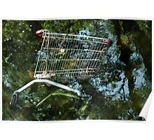 Swamp Shopping Poster