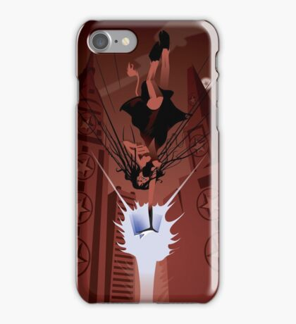 Nine of Pentacles: Strength iPhone Case/Skin