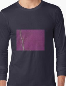 Fly Purple Long Sleeve T-Shirt
