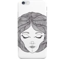 Mental Voyage - The Head iPhone Case/Skin