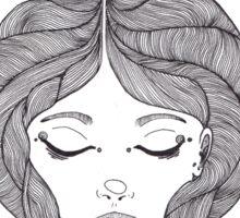 Mental Voyage - The Head Sticker