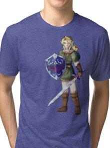 Hero of Time Tri-blend T-Shirt