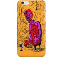 Vegetarian Horror iPhone Case/Skin