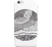 Mental Voyage - The Guts iPhone Case/Skin