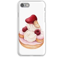 St. Honoré Pastry iPhone Case/Skin