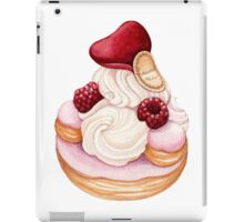 St. Honoré Pastry iPad Case/Skin