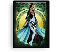 Princess of Twilight Canvas Print