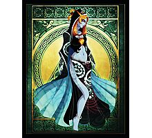 Princess of Twilight Photographic Print