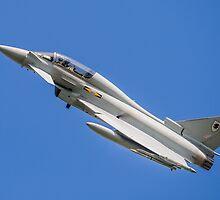 RAF Typhoon ZJ808 by Lee Wilson