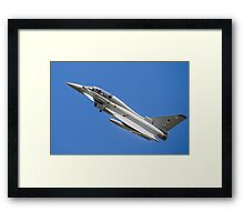 RAF Typhoon ZJ808 Framed Print