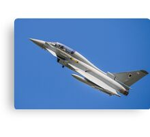 RAF Typhoon ZJ808 Canvas Print