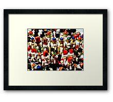 Nutcracker Army Framed Print