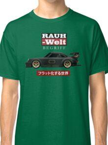 RWB Stella - The World is Flat Classic T-Shirt
