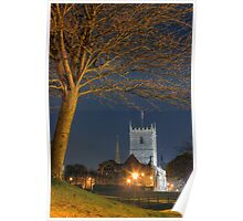 St Peter's Church, Bristol, UK Poster
