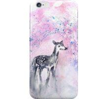 Daydreaming Deer iPhone Case/Skin