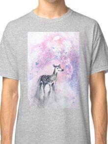 Daydreaming Deer Classic T-Shirt