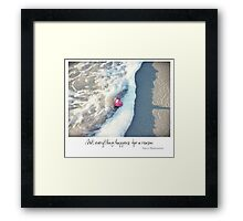The Year Of The Babylost - August 2011 Framed Print