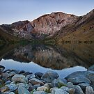 Convict Lake by Anne McKinnell