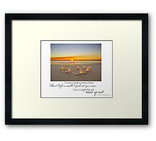 The Year Of The Babylost -  October 2011 Framed Print