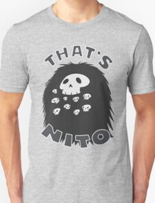 That's Nito (colored text!) T-Shirt