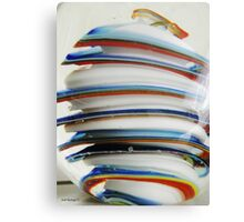 Stacks Of Colour Canvas Print