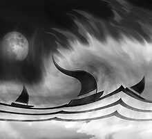 The Black Storm by CarolM