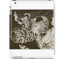 The best defense iPad Case/Skin