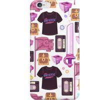 Shy: Rose Quartz Treasures Pattern iPhone Case/Skin