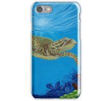 Deep Sea Flight iPhone Case/Skin