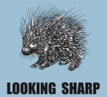 Sharp Porcupine Kids Clothes