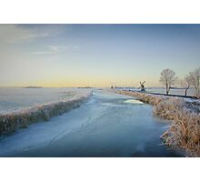MASTER PIECE BY JACK FROST Photographic Print