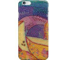 Still Life with Nectarine Slices iPhone Case/Skin